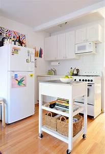 Small, Kitchen, Storage, Solutions
