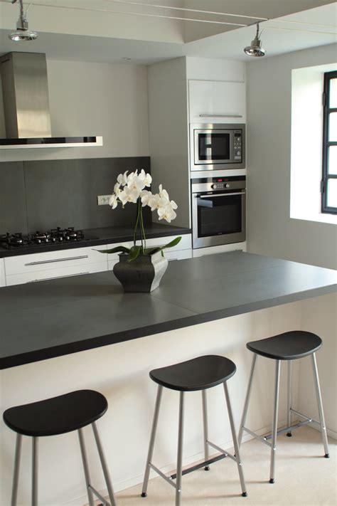 la cuisine du comptoir les surfaces de comptoir de cuisine