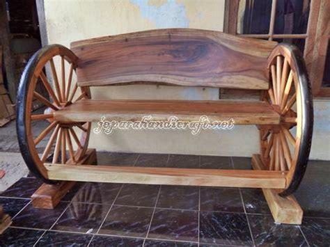 bangku antik murah miliki segera kursi taman roda