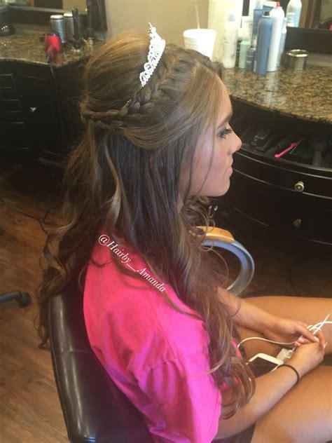 love     tiara sweet  hairstyles