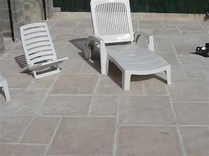 Sol Pour Terrasse : resine pour sol exterieur pour gravier 9 pierre pour ~ Edinachiropracticcenter.com Idées de Décoration