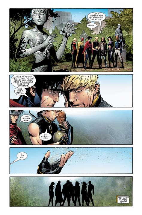 Young Avengers (2005) #12 - Read Young Avengers (2005 ...