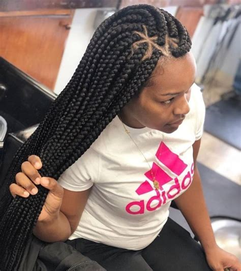 New Box Braids Hairstyles Pictures That Will Make You