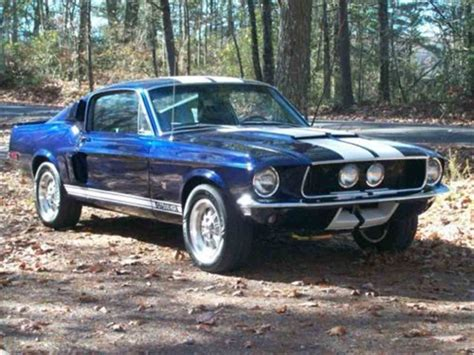 68 Ford Mustang by 1968 Ford Mustang For Sale Classiccars Cc 1056009