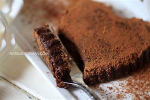 The easiest raw vegan chocolate dessert you will ever make ...