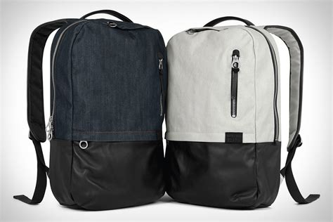 Solid Gray Backpack