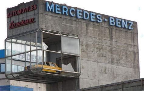 Amazing Images Of Abandoned Car Dealership And Cars Around