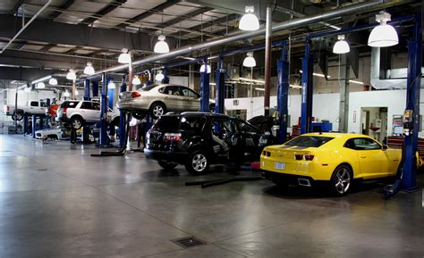 Car In Service by Getting An Estimate For Repairs After An