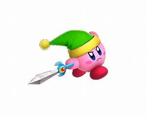Image - Sword Kirby in Kirby- Triple Deluxe.png - Kirby ...