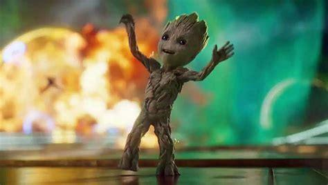 Baby Groot Is Groot's Son