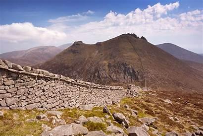 Ireland Highest Mountain Mourne Mountains Irland Donard
