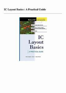 Ic Layout Basics A Practical Guide