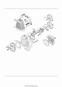 Wiring Database 2020  29 Stihl Fs 36 Trimmer Parts Diagram