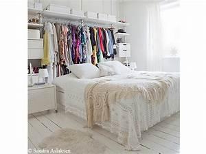 Deco Chambre Blanche : grande tendance d co le blanc du sol au plafond elle ~ Zukunftsfamilie.com Idées de Décoration