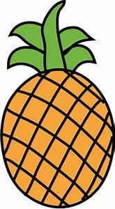 Pineapple Clip Art at Clker.com - vector clip art online ...