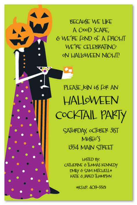 Halloween Party Invites Wording Party Invitation Collection
