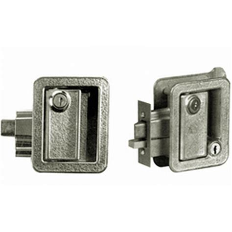 rv door locks fastec 174 rv travel trailer door lock without deadbolt