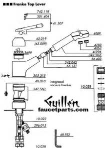 price pfister kitchen faucet parts diagram franke faucet parts