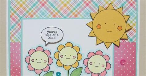 savvy handmade cards youre    kind card