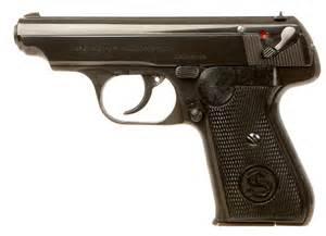 Nazi Sauer 38H Pistol