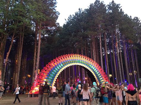 Electric Forest Showers - electric forest festival 2015 day two