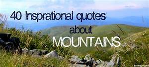 40 inspirationa... Simple Hiking Quotes