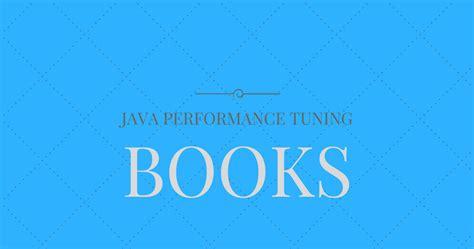 java performance tuning books fromdev