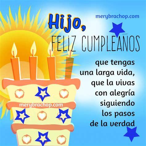 Imagenes de feliz cumpleaños hijos Imagui