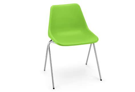 polypropylene side chair designed  robin day