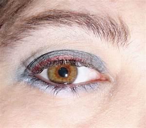 Central Heterochromia by GothicRavenGoddess on DeviantArt