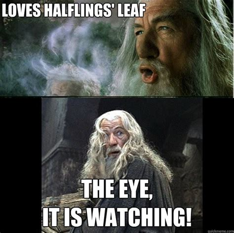 Gandalf Memes - 10 hilarious memes on gandalf from lord of the rings quirkybyte