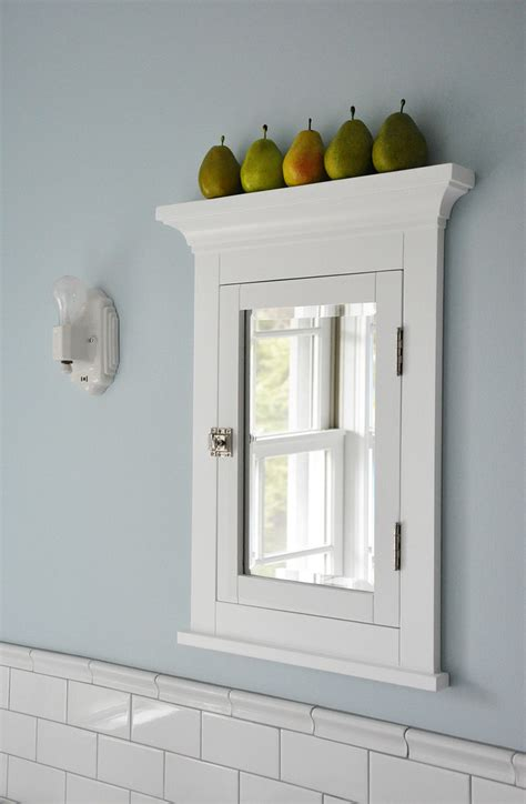 medicine cabinet with outlet recessed medicine cabinet bathroom farmhouse with built in