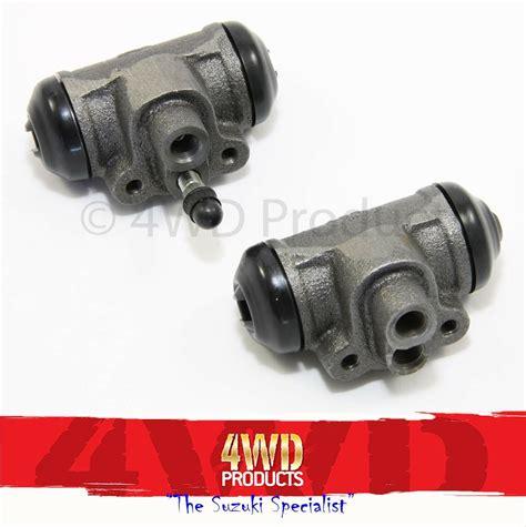 brake wheel cylinder set suzuki grand vitara 3 5dr 2 0 2 5 v6 xl7 2 7 98 06 ebay