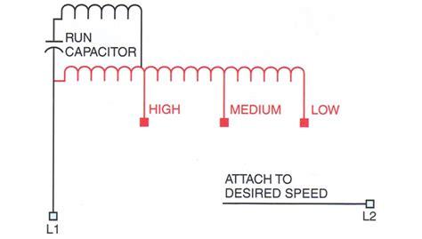 Multi Speed Blower Motor Wiring by Btu Buddy 144 Fan Motor Problem For A Gas Furnace 2015