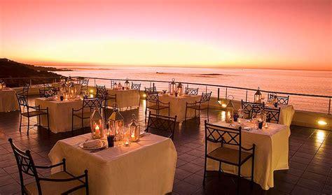 top  romantic restaurants  cape town cometocapetowncom