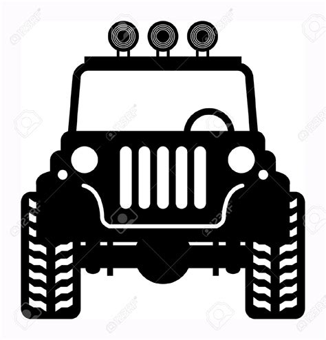 safari truck clipart off road vehicle clipart clipground