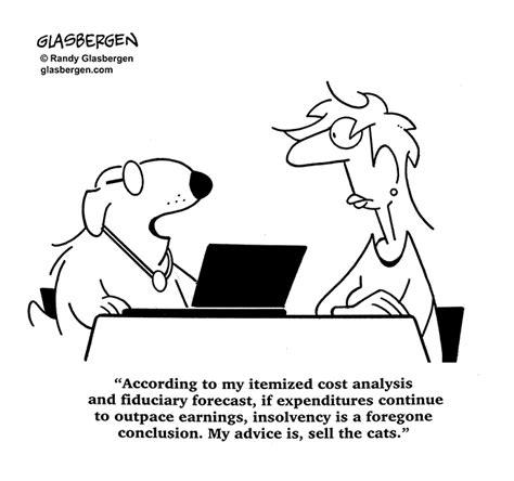 cartoons  hedge funds randy glasbergen todays