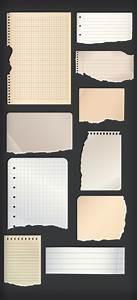 Ripped Notebook Paper Texture | www.pixshark.com - Images ...