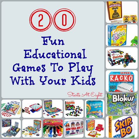 what is a fun game to play at christmas with family 20 educational to play with your startsateight