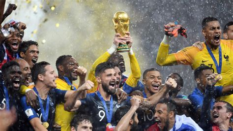 List Fifa World Cup Final Winners France Adds Another