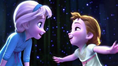 frozen se revela el final original  una villana elsa