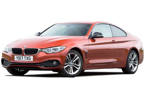 Bmw 4 Series Coupe Practicality & Boot Space