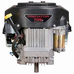 22 Hp  708cc  V