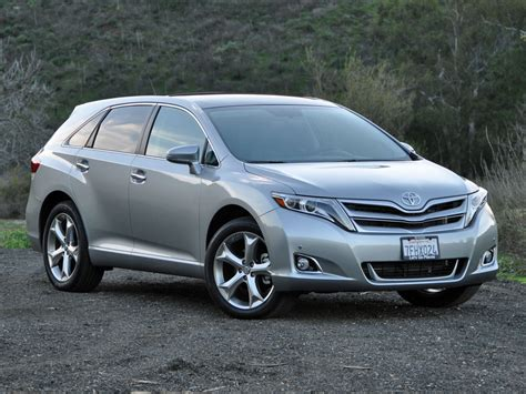toyota venza test drive review cargurus