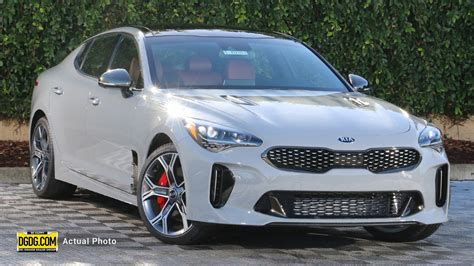 2019 Kia Stinger Gt2 by New 2019 Kia Stinger Gt2 4dr Car In San Jose K13742