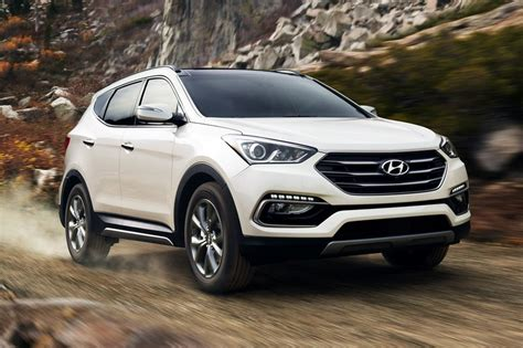 2017 Hyundai Santa Fe, Santa Fe Sport Review First Look