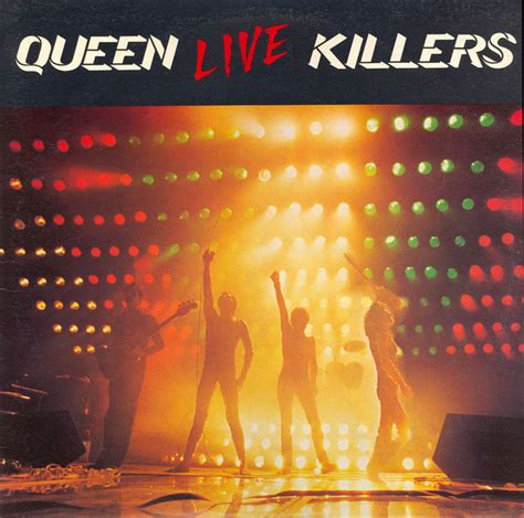 queen  killers vinyl lp album discogs