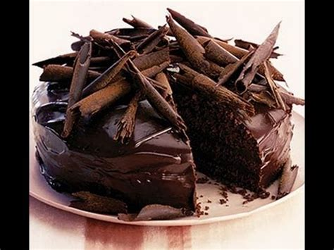 the best cakes to make how to make the world s best chocolate cake youtube