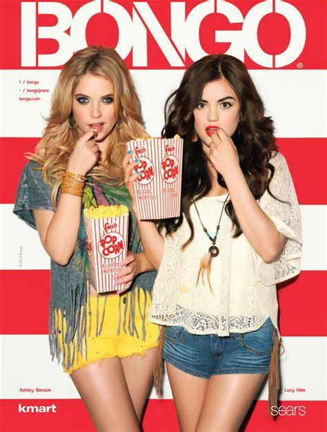 Pretty Little Liars Starlets Lucy Hale and Ashley Benson ...