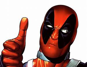 Deadpool, Gives, A, Thumbs, Up